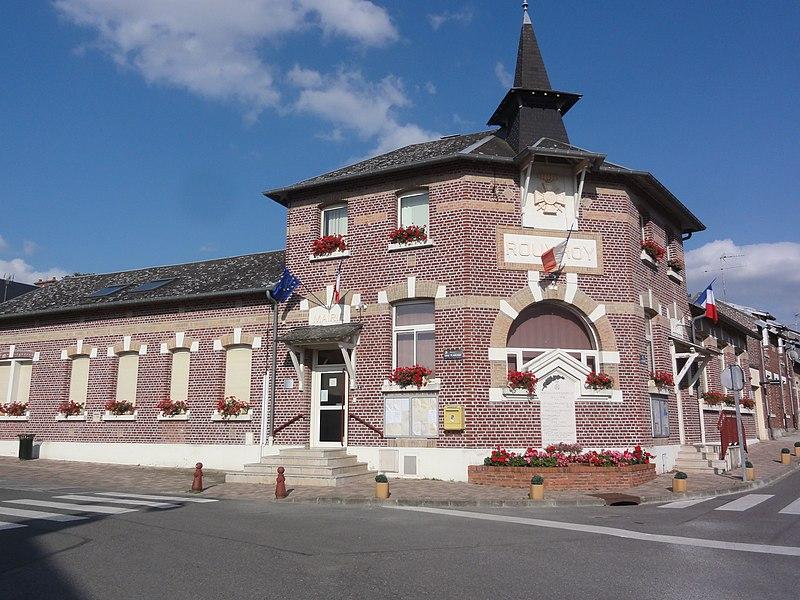 Rouvroy (Aisne) mairie