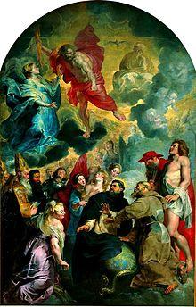 tableau peinture baroque