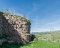 Ruins of the castle Beaucaire in Nauviale 12.jpg