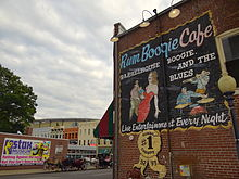 Rum Boogie Cafe Sign - Downtown Memphis - Tennessee - USA.jpg