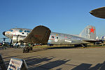 Rusavia, N4550J, Douglas C-47A (20822153204).jpg