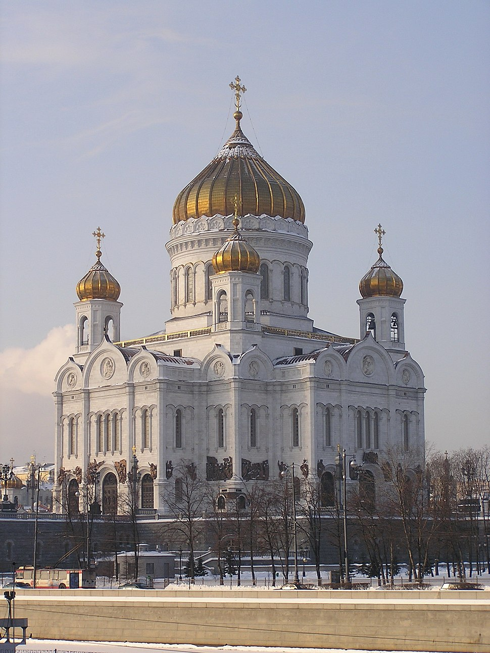 Russia-Moscow-Cathedral of Christ the Saviour-8