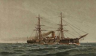 Russian cruiser <i>Admiral Nakhimov</i> (1885)