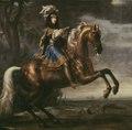 Ryttarporträtt av Karl XI (?) (David Klöcker Ehrenstrahl) - Nationalmuseum - 73595.tif
