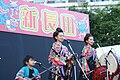 Ryukyu Matsuri in Shin-Nagata Oct09 150.JPG