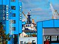 Ryurik at Netaman Shipyard Lahesuu sadam Tallinn 21 September 2016.jpg