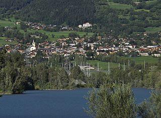 Séez Commune in Auvergne-Rhône-Alpes, France