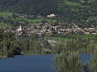 Séez - A general view of Séez