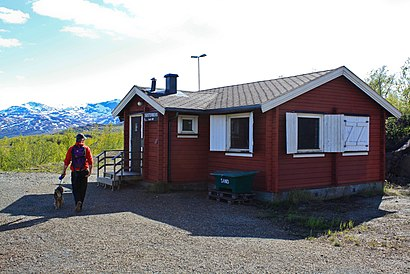 How to get to Søsterbeck with public transit - About the place