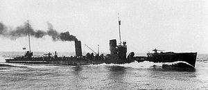V25-class torpedo boat - SMS V43