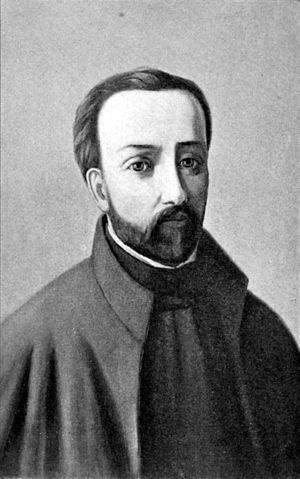 Gabriel Lalemant - Image: SOJ Saint Gabriel Lallemant