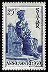 Saar 1950 295 Petrus, Marmorstatue, Arnolfo di Cambio.jpg