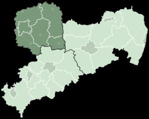 Leipzig (region) - Image: Sachsen rbleipzig
