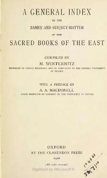 Sacred Books of the East - Volume 50.djvu