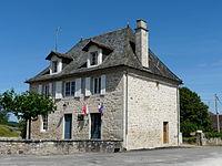 Saint-Bonnet-les-Tours-de-Merle mairie.JPG