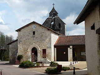 Saint-Front-la-Rivière Commune in Nouvelle-Aquitaine, France