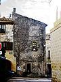 Saint-Hilaire-d'Ozilhan Maison du village.JPG
