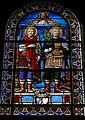 Saint-Senoux (35) Église Vitrail 02.jpg