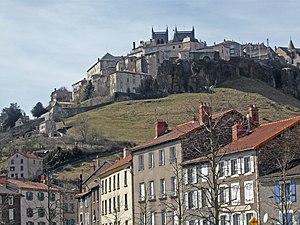 Saint-Flour, Cantal