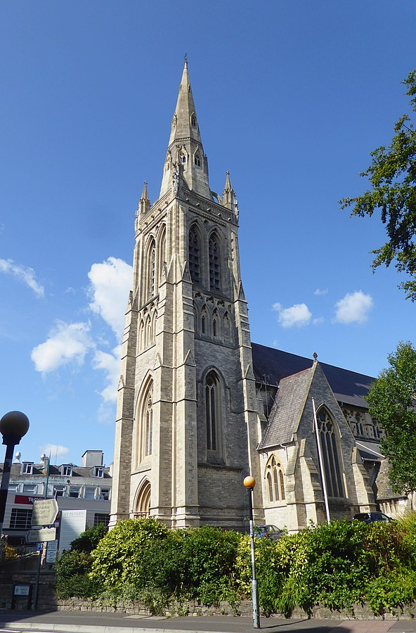 St Peter's Church, Bournemouth