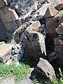 Saint Sargis Monastery of Ushi (khachkar) (01).jpg