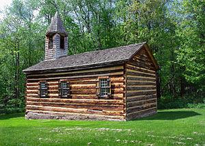 Cooper Township, Clearfield County, Pennsylvania - Saint Severin Roman Catholic Church