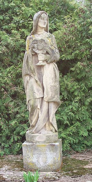 Odile of Alsace