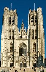 Katedra od strony zachodniej