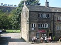 Saints Cafe Uppermill - geograph.org.uk - 985929.jpg