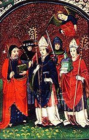 Saints withtheiremblems