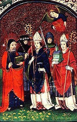 Saints withtheiremblems.jpg