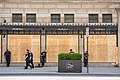 Saks Fifth Avenue Boarded Up During Black Lives Matter Protests New York City - 49984780022.jpg