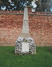 Grabstätte von Antonio Salieri (Quelle: Wikimedia)