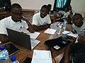 Salon stratégique Wikimedia 2030 au CNFC-cotonou33.jpg