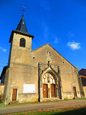 l'église Saint-Privat