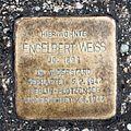 Salzburg - Elisabeth-Vorstadt - Engelbert-Weiß-Weg 10 - 2017 03 10 - Stolperstein Engelbert Weiss.jpg
