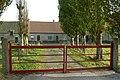 Samenstel van twee boerenarbeidershuizen, Hoornstraat 16,18, Moerkerke (Damme).JPG