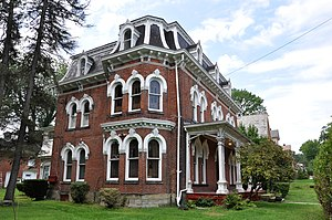 National Register of Historic Places listings in Venango County, Pennsylvania - Image: Samuel F Dale House