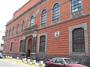 Academy of San Carlos - Academy of San Carlos on Academia Street