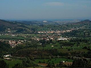 Santa María de Cayón Municipality in Cantabria, Spain