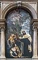 Santa Maria dei Carmini (Venice) - Albert of Trapani by Pietro Liberi.jpg