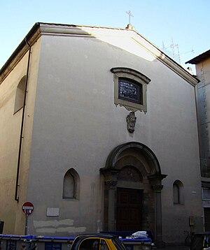 Santi Simone e Giuda, Florence - Facade