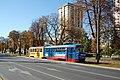 Sarajevo Tram-209 Line-3 2011-10-16 (2).jpg