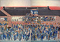 Saruwaka-chō San-shibai no Zu from Tōto Hanei no Zu by Hiroshige cropped.jpg