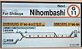 Schema della stazione Nihombashi.jpg