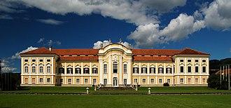 Wurmbrand-Stuppach - Schielleiten Palace