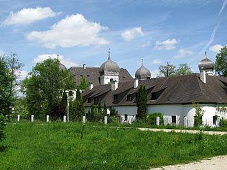 Schwindegg - Schwindegg Castle