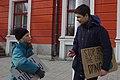 School strike for climate in Tartu, Estonia, on March 29, 2019 03.jpg