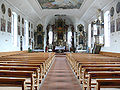 Schwarzenberg Pfarrkirche Blick zum Chor.jpg