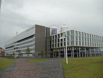 University of Amsterdam - The Faculty of Science at Science Park